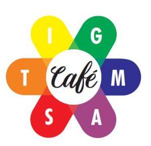 Logo van het stigma café